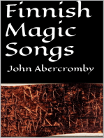 Finnish magic songs