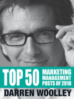 Top 50 Marketing Management Posts of 2018: The Marketing Management Book of the Year