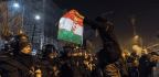 In Hungary, Protests Continue At The Public Broadcast Building Where Opposition MPs Were Removed By Force