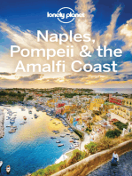 Lonely Planet Naples, Pompeii & the Amalfi Coast
