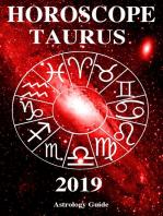 Horoscope 2019 - Taurus