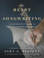 The Heart of Songwriting