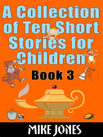 A Collection of Ten Short Stories for Children – Book 3
