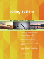 rating system A Complete Guide - 2019 Edition
