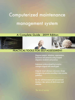Computerized maintenance management system A Complete Guide - 2019 Edition