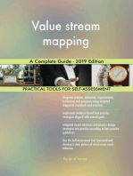 Value stream mapping A Complete Guide - 2019 Edition