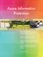 Azure Information Protection A Complete Guide - 2019 Edition