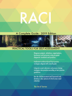 RACI A Complete Guide - 2019 Edition