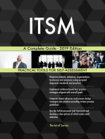 ITSM A Complete Guide - 2019 Edition