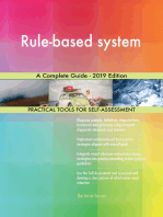 Rule-based system A Complete Guide - 2019 Edition