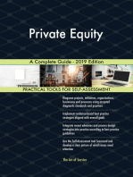Private Equity A Complete Guide - 2019 Edition