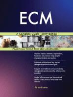 ECM A Complete Guide - 2019 Edition