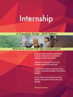 Internship A Complete Guide - 2019 Edition