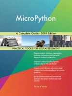 MicroPython A Complete Guide - 2019 Edition