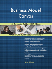 Business Model Canvas A Complete Guide - 2019 Edition