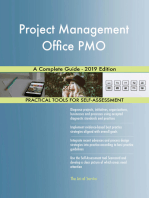 Project Management Office PMO A Complete Guide - 2019 Edition