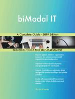biModal IT A Complete Guide - 2019 Edition