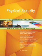 Physical Security A Complete Guide - 2019 Edition