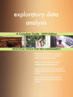 exploratory data analysis A Complete Guide - 2019 Edition