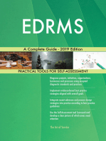 EDRMS A Complete Guide - 2019 Edition