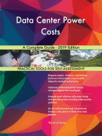 Data Center Power Costs A Complete Guide - 2019 Edition
