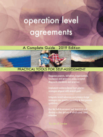 operation level agreements A Complete Guide - 2019 Edition