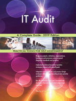 IT Audit A Complete Guide - 2019 Edition
