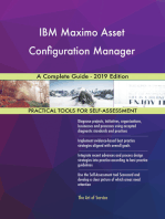 IBM Maximo Asset Configuration Manager A Complete Guide - 2019 Edition