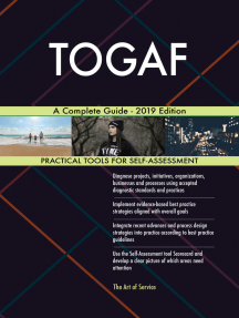 TOGAF A Complete Guide - 2019 Edition
