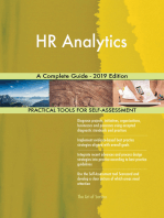 HR Analytics A Complete Guide - 2019 Edition