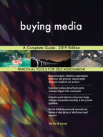 buying media A Complete Guide - 2019 Edition