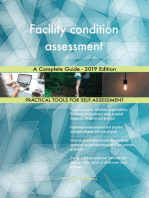 Facility condition assessment A Complete Guide - 2019 Edition
