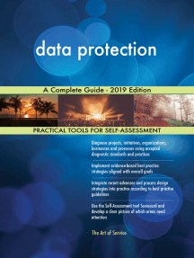 data protection A Complete Guide - 2019 Edition