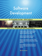 Software Development A Complete Guide - 2019 Edition