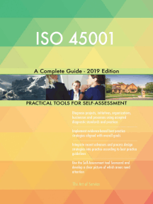 ISO 45001 A Complete Guide - 2019 Edition