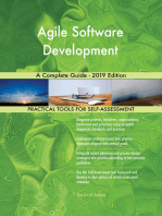 Agile Software Development A Complete Guide - 2019 Edition