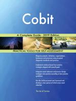 Cobit A Complete Guide - 2019 Edition