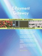 E-Payment Gateway A Complete Guide - 2019 Edition