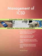 Management of ICSD A Complete Guide - 2019 Edition