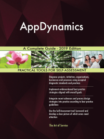 AppDynamics A Complete Guide - 2019 Edition