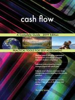 cash flow A Complete Guide - 2019 Edition