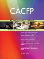 CACFP A Complete Guide - 2019 Edition