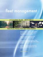 fleet management A Complete Guide - 2019 Edition