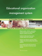 Educational organization management system A Complete Guide - 2019 Edition