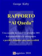 """Rapporto """"Al Qaeda"""""""