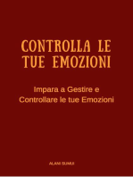 Controlla le tue Emozioni