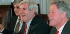 Gingrich Shut Down the Government in a Tantrum 23 Years Ago