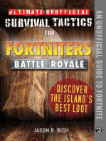 Ultimate Unofficial Survival Tactics for Fortniters