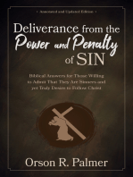 Deliverance from the Power and Penalty of Sin