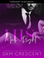 His Mrs. Right